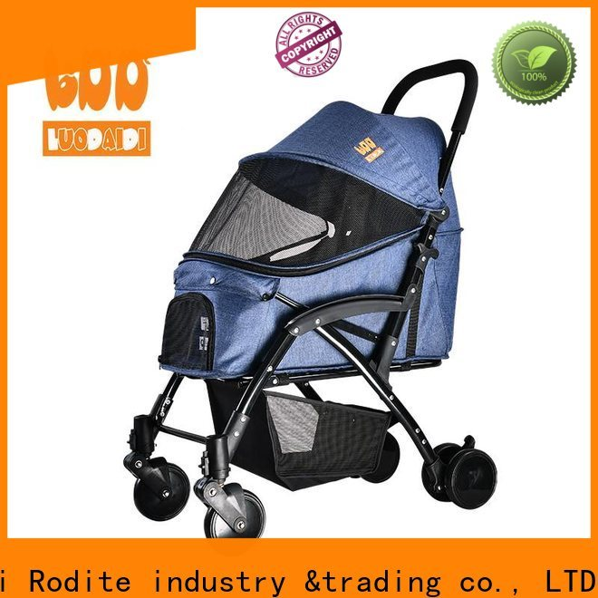 luxury pet strollers for dogs wholesale for large dogs