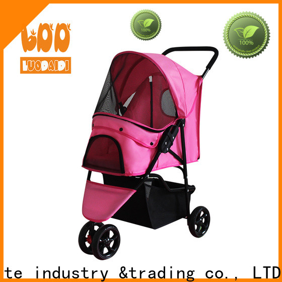 best pet stroller for large dogs wholesale for shopping