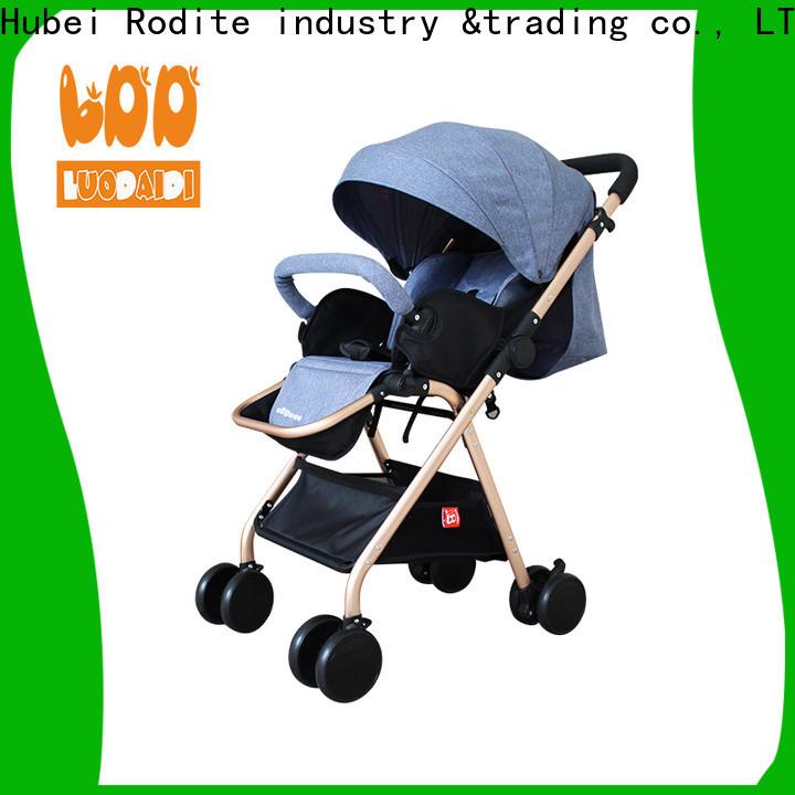 detachaable newborn baby stroller manufacturer for baby