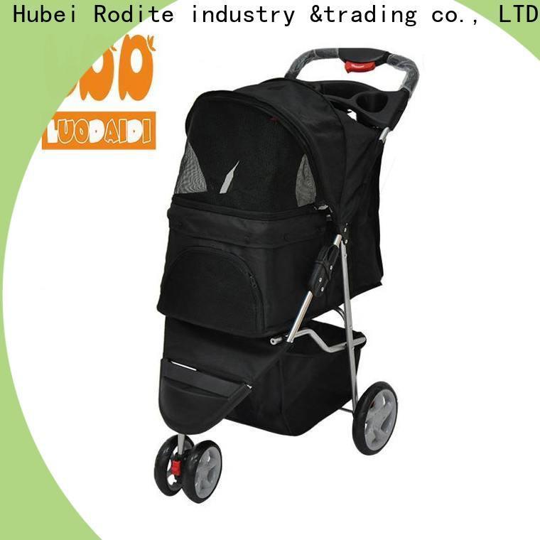 Rodite pawhut pet stroller wholesale for medium dogs