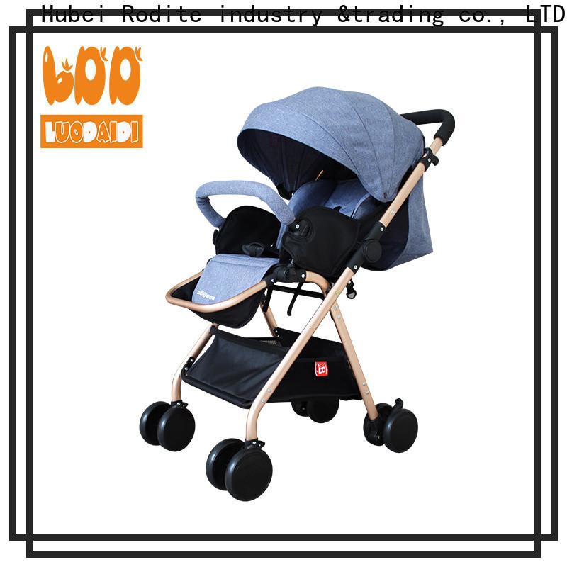 Rodite luxury baby stroller manufacturer for toddler