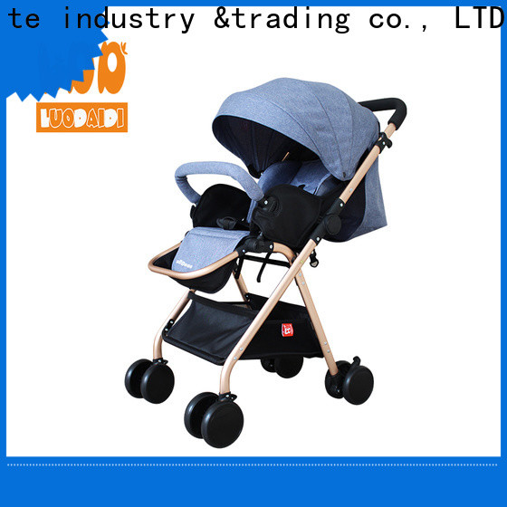 Rodite lightweight pram baby stroller low price for shopping