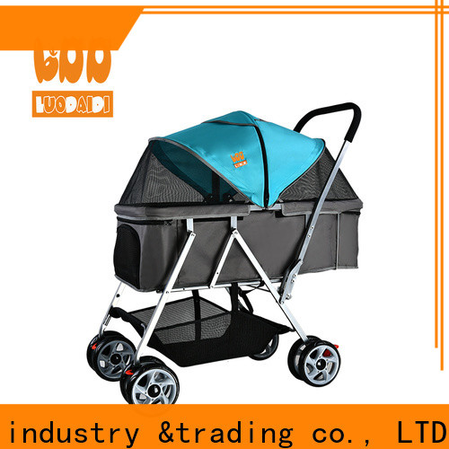 Rodite lightweight pet stroller carrier low price for large dogs