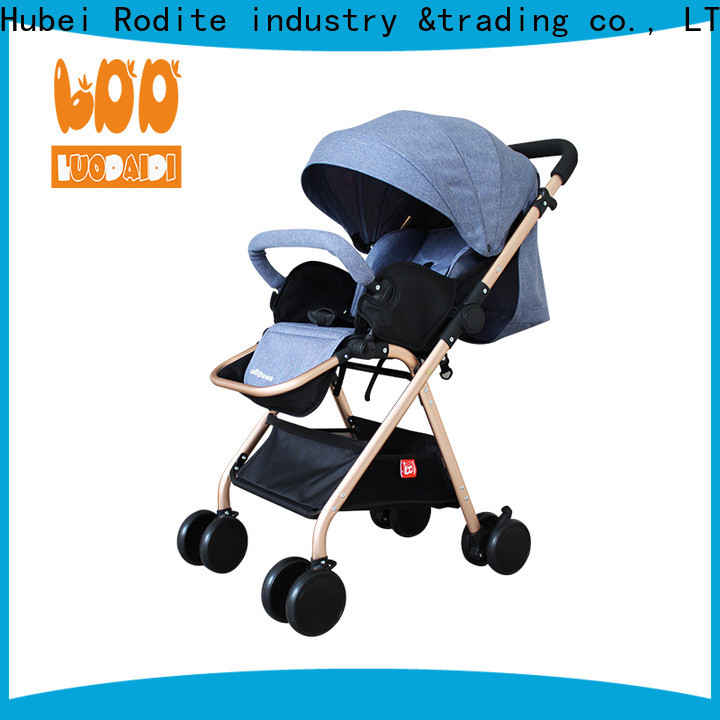 Rodite foldable portable baby stroller wholesale for baby girl