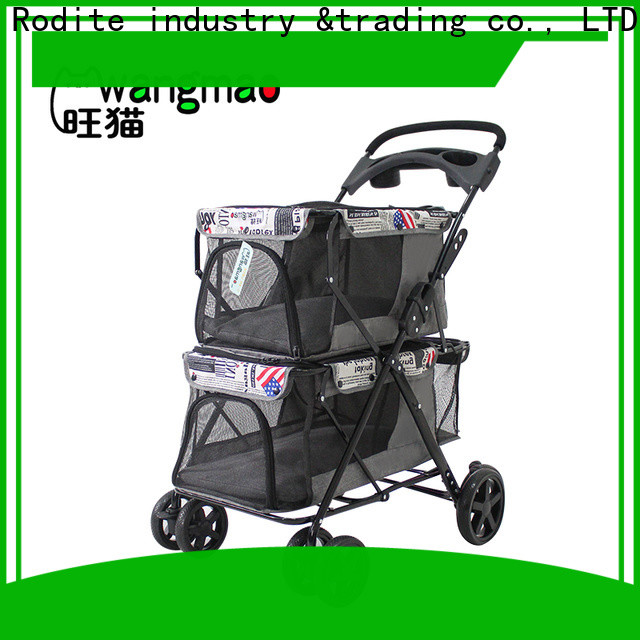 luxury dog stroller for large dogs manufacturer for large dogs