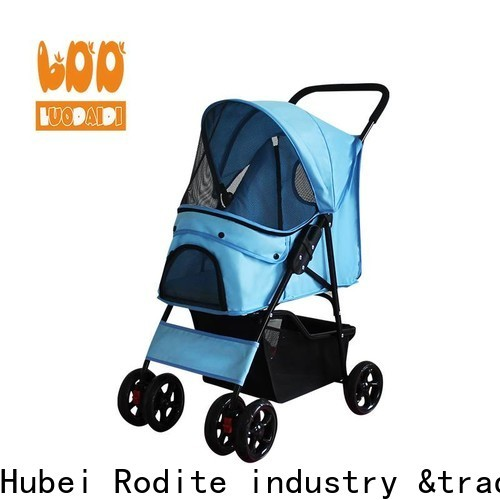 Rodite detachaable dog stroller jogger wholesale for small dogs