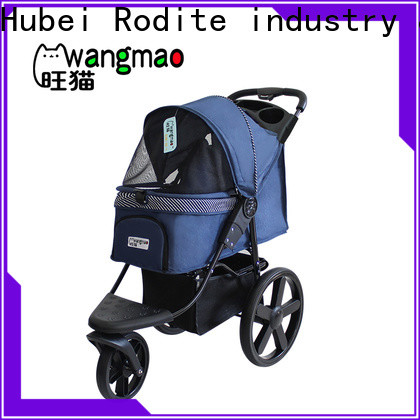 Rodite folding luxury dog strollers wholesale for small dogs