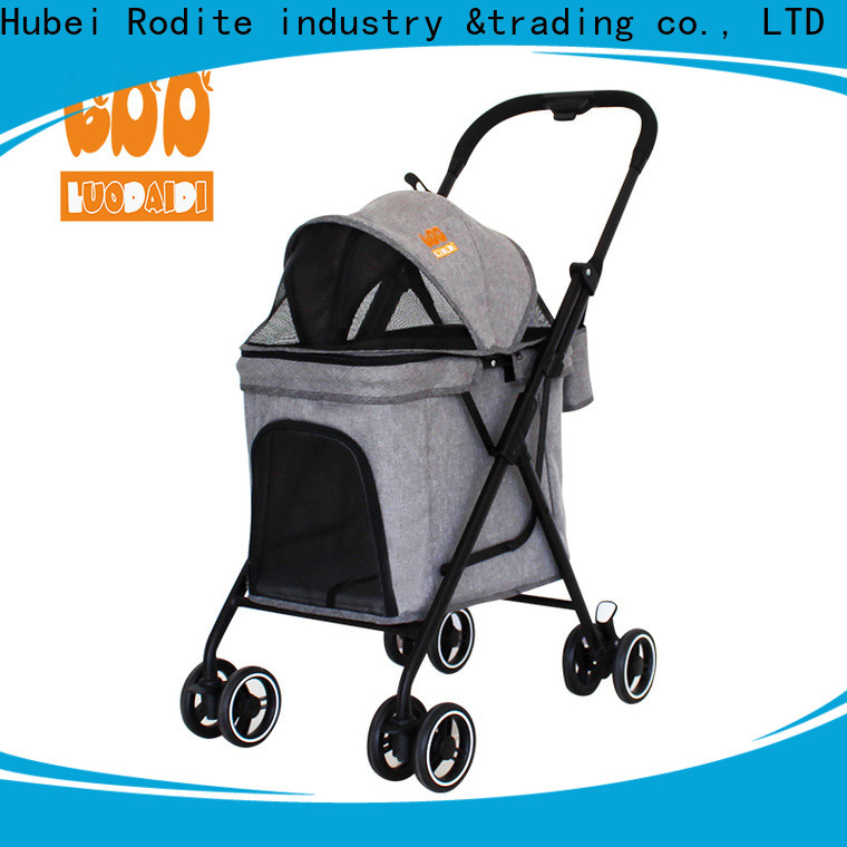 Rodite pet gear dog stroller manufacturer for small dogs