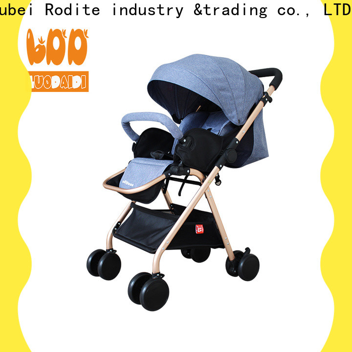 lightweight foldable baby pram low price for shopping