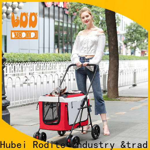 Rodite dog trolley low price for large dogs