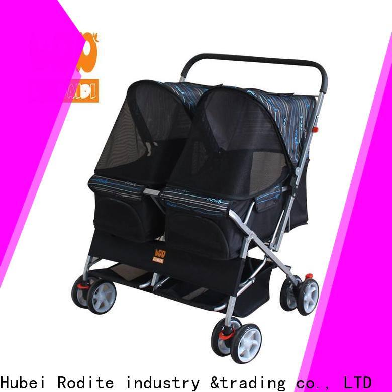 Rodite dog pet stroller low price for small dogs