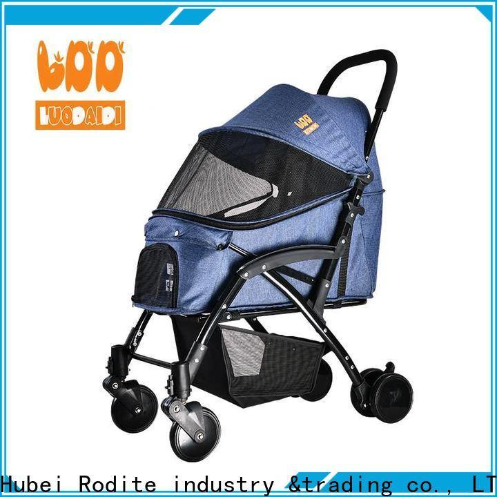 Rodite folding dog stroller manufacturer for pets