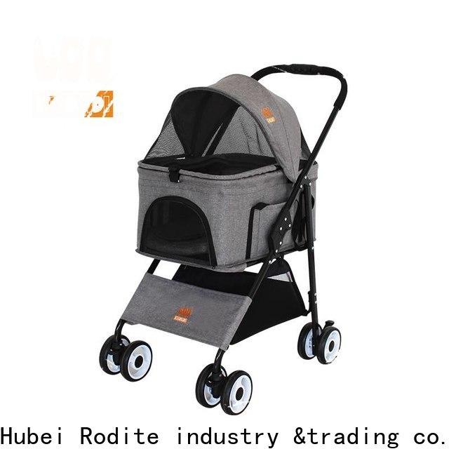 Rodite wholesale good2go pet stroller factory for medium dogs