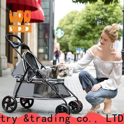 Rodite pet gear stroller wheels manufacturers for large dogs