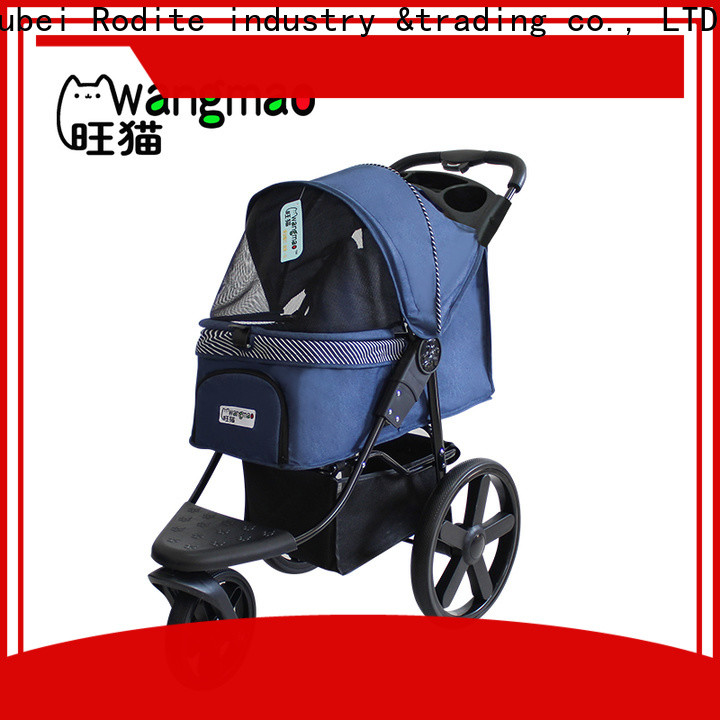 detachaable dog stroller with detachable carrier company for medium dogs