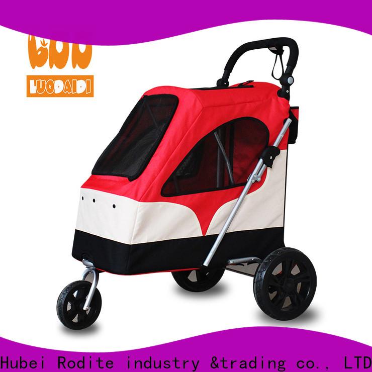 Rodite lightweight pet gear travel lite stroller manufacturers for medium dogs