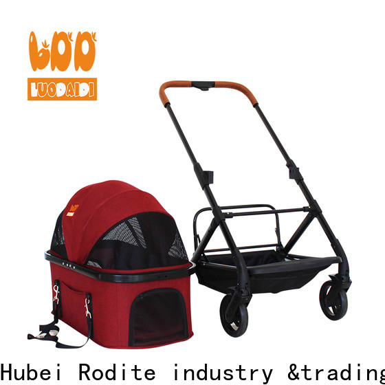 beautiful 2nd hand pet stroller company for medium dogs