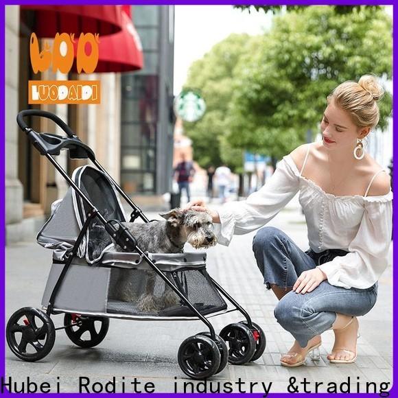 Rodite heavy duty all terrain dog stroller for sale for medium dogs