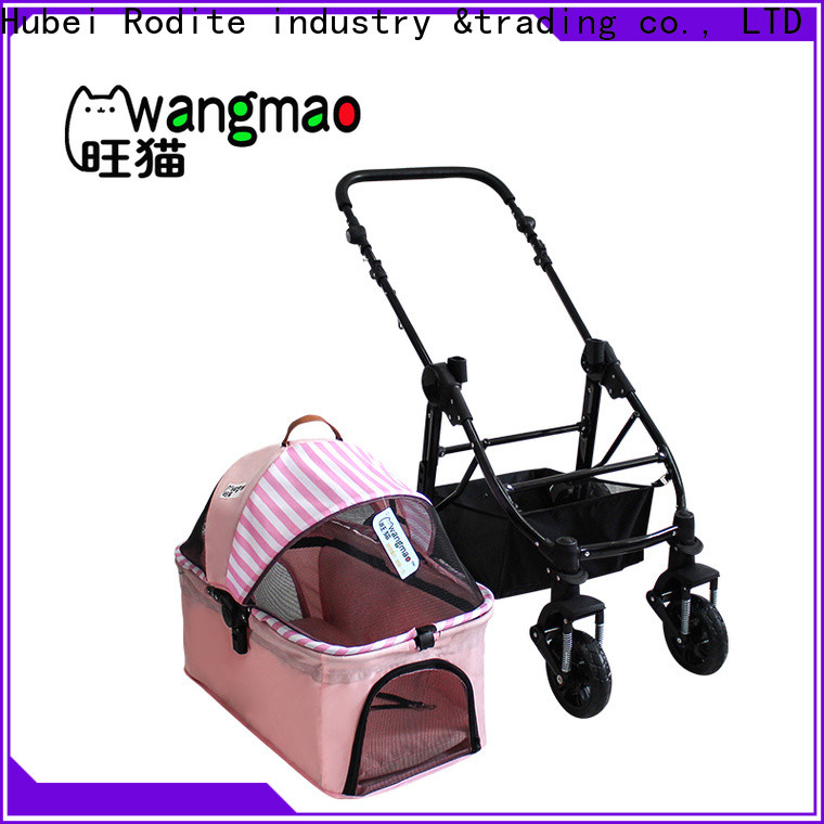 foldable amzdeal pet stroller suppliers for medium dogs
