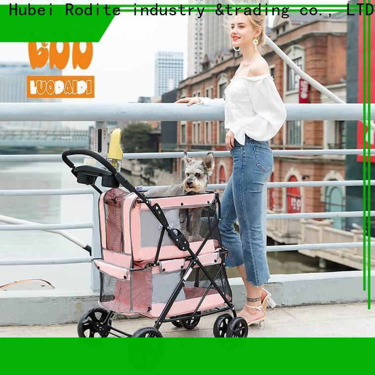 adjustable dog stroller for large dogs supply for pets