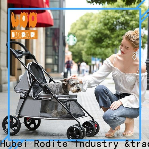 Rodite heavy duty gen7 pet jogger stroller manufacturers for pets