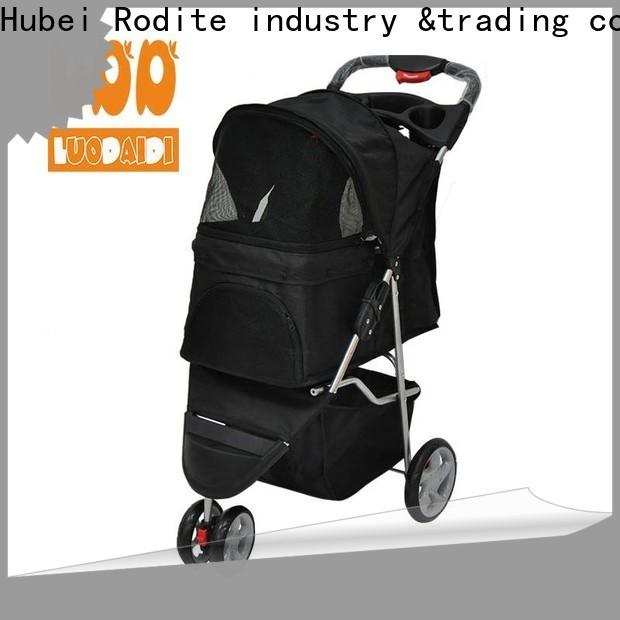Rodite luxury hpz pet rover stroller company for medium dogs