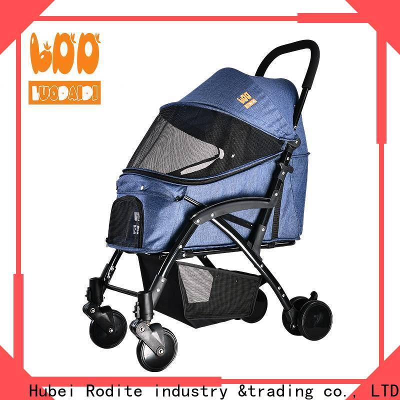 wholesale pet buggy low price for medium dogs