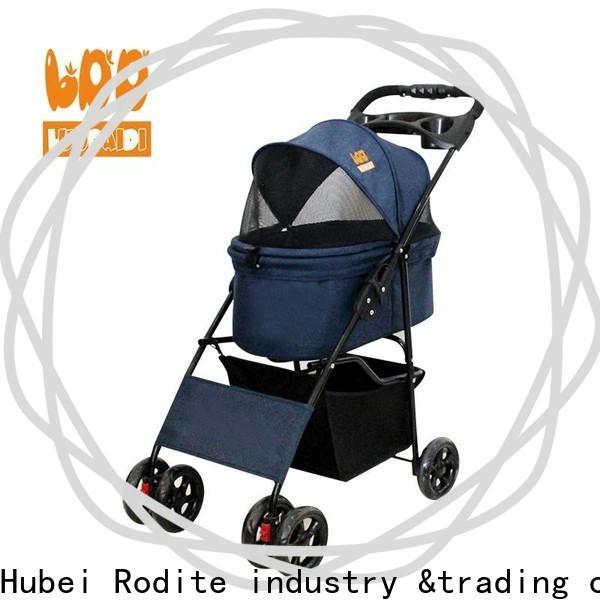 Rodite foldable viagdo dog stroller company for travel