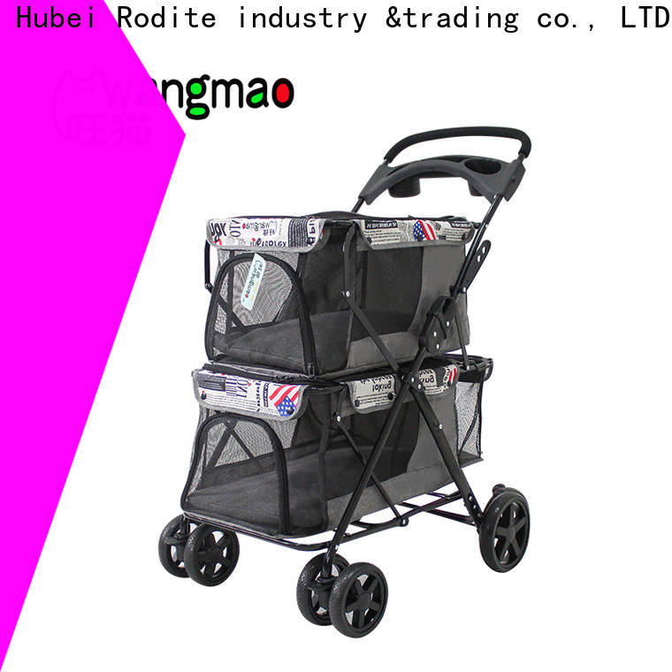 custom dog in stroller low price for large dogs