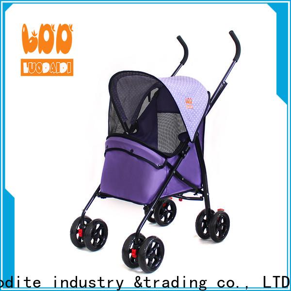 Rodite safari pet stroller company for travel