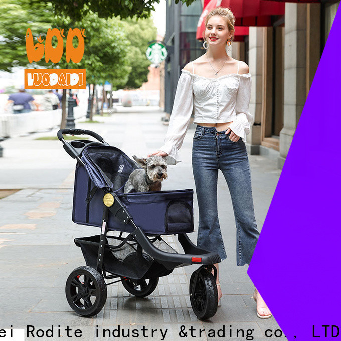 Rodite wholesale puppy stroller petsmart for business for travel