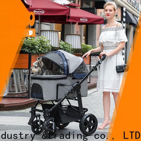 lightweight pet gear jogger stroller supply for shopping