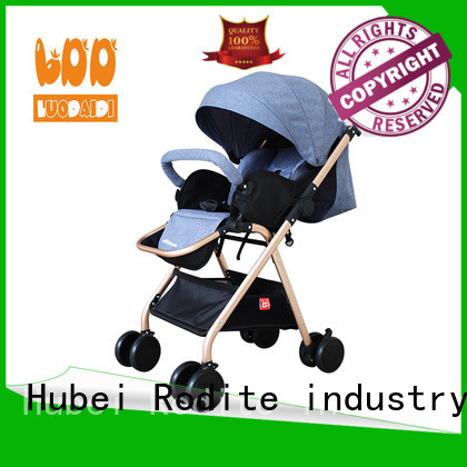 Rodite baby prams 3 in 1 manufacturer for toddler