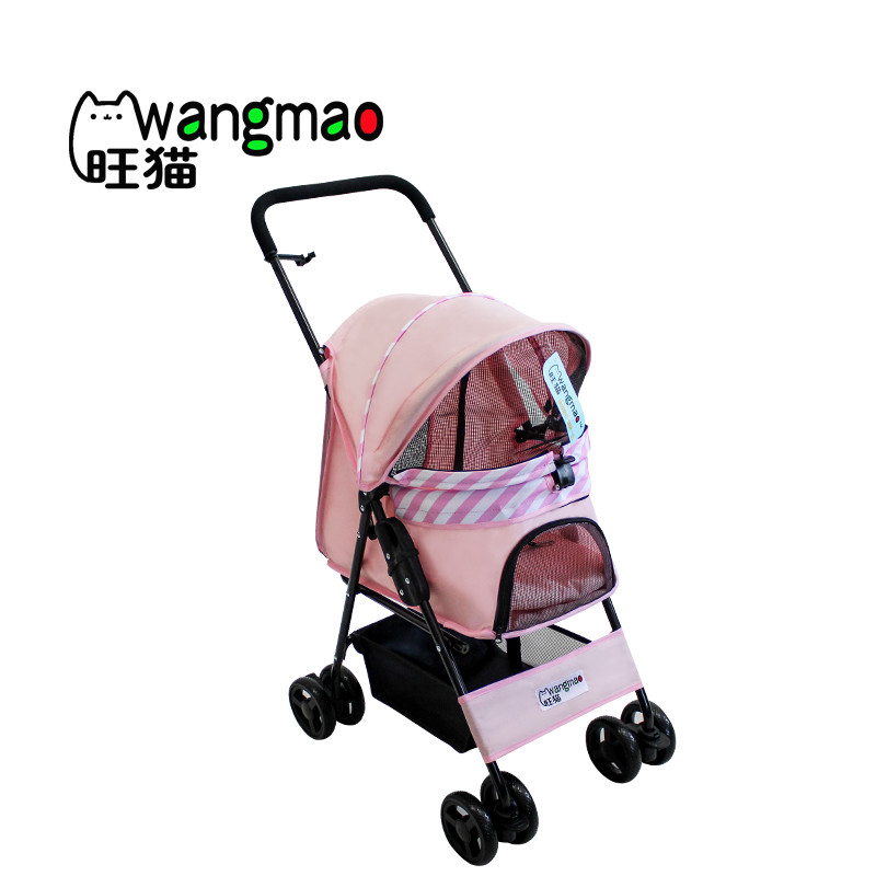 Cheap dog stroller trolley with no zipper wholesale SP02XK