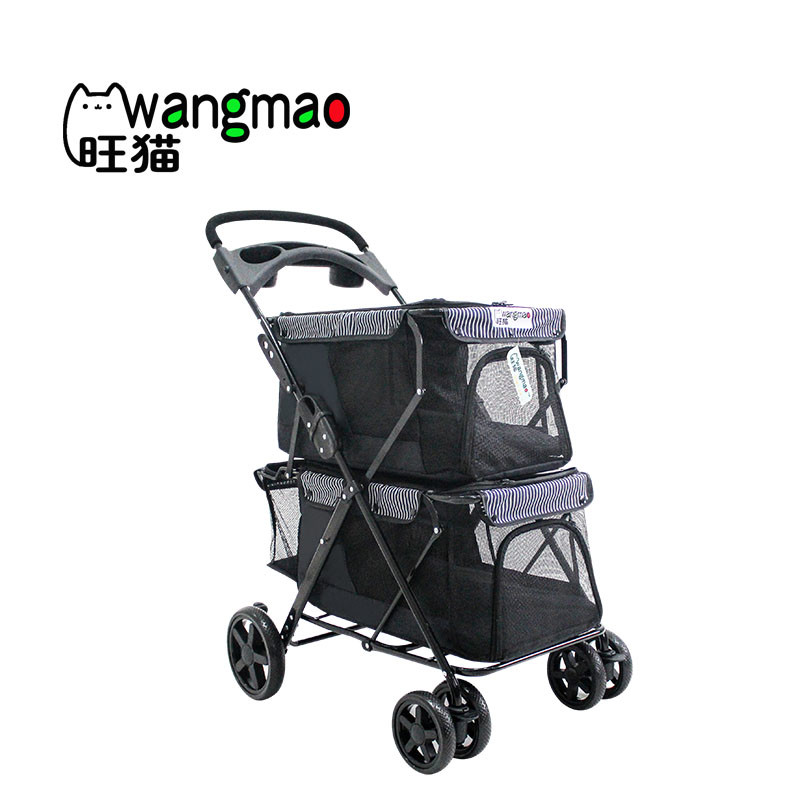 product-Rodite-twin pet stroller-img