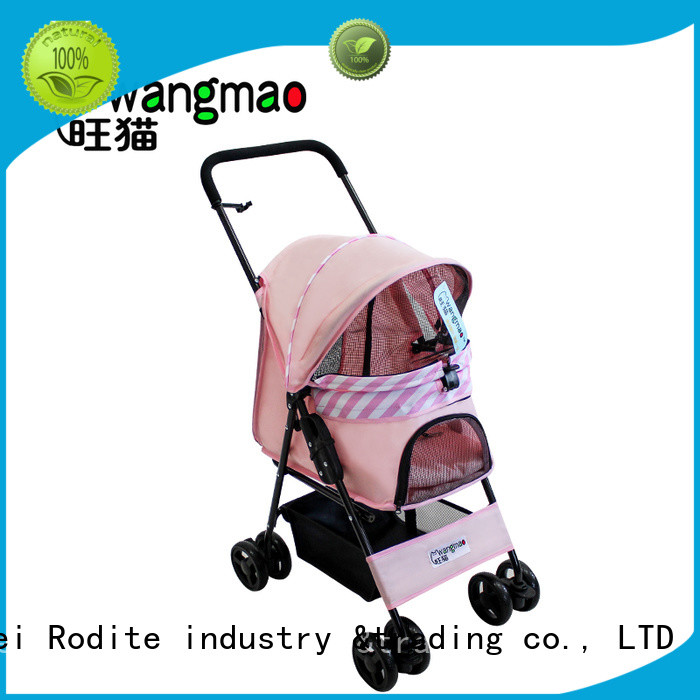 Rodite pet trolley carrier low price for shopping