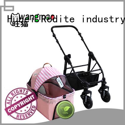 Rodite stainless best dog stroller supplier for pets
