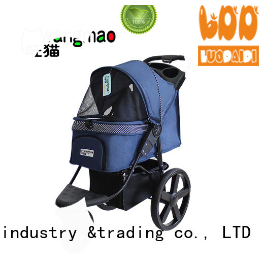 detachaable small dog stroller low price for medium dogs