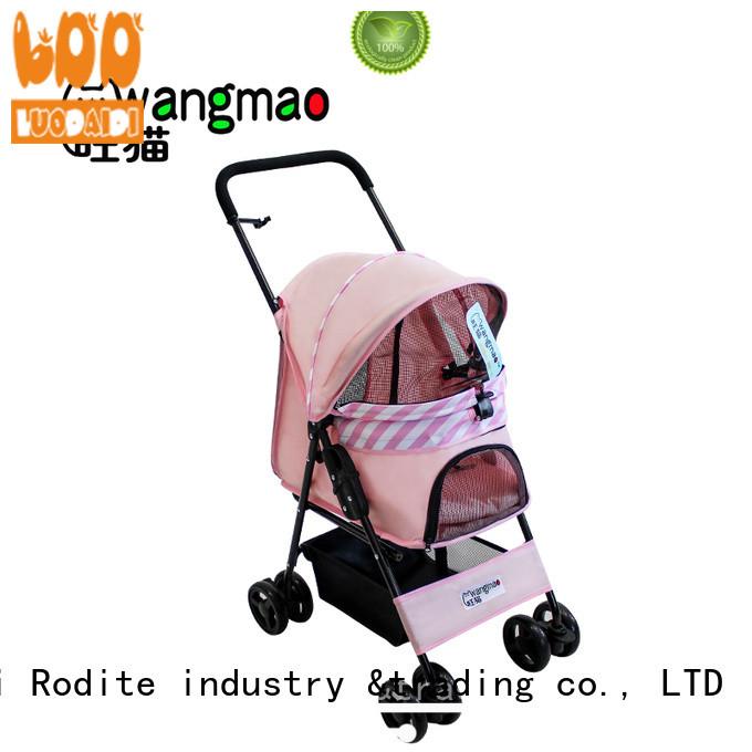 Rodite heavy duty best dog stroller wholesale for pets