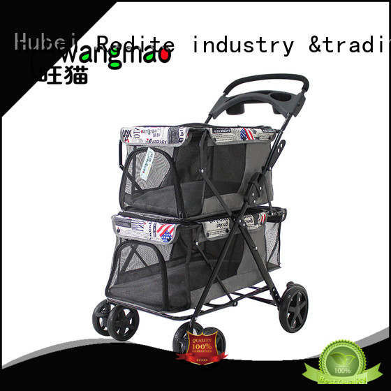 folding dog stroller jogger manufacturer for cats