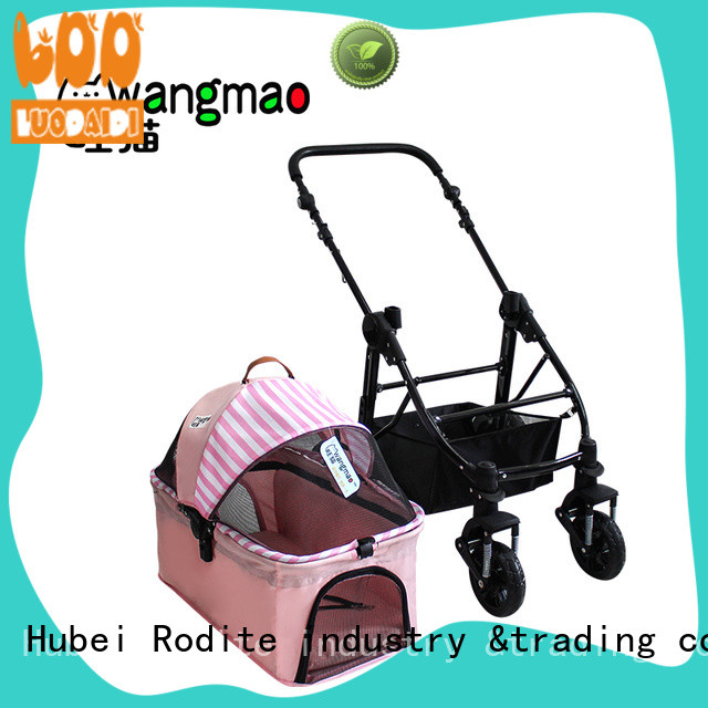 detachaable pet buggy wholesale for medium dogs