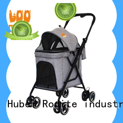 Rodite lightweight best pet stroller wholesale for shopping
