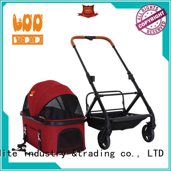 Rodite customized stroller for dog wholesale for travel