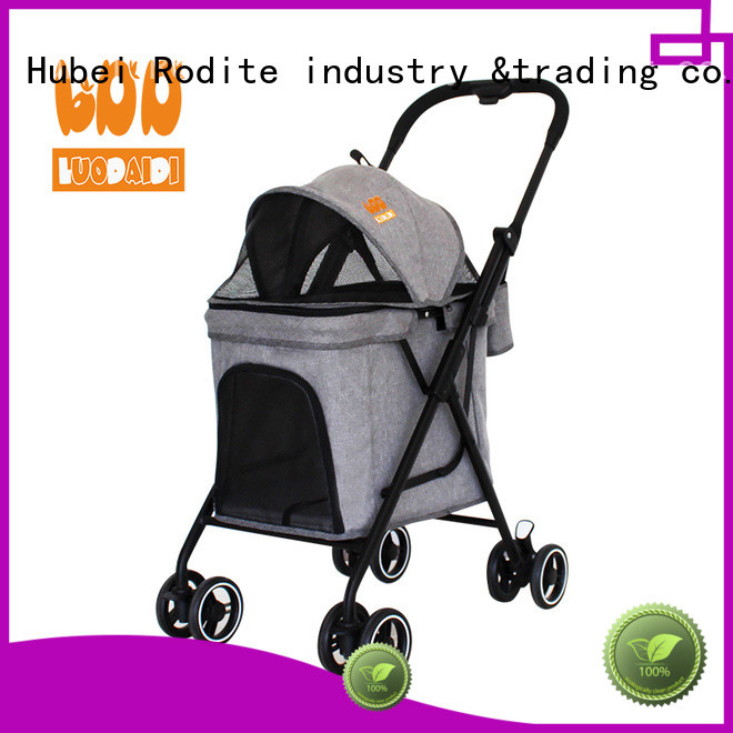 Rodite customized dog buggy manufacturer for pets