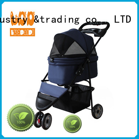 customized 3 wheel pet stroller manufacturer for pets