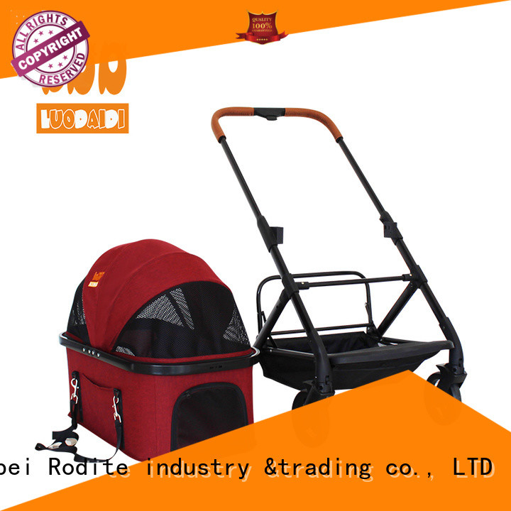 Rodite pet trolley manufacturer for large dogs