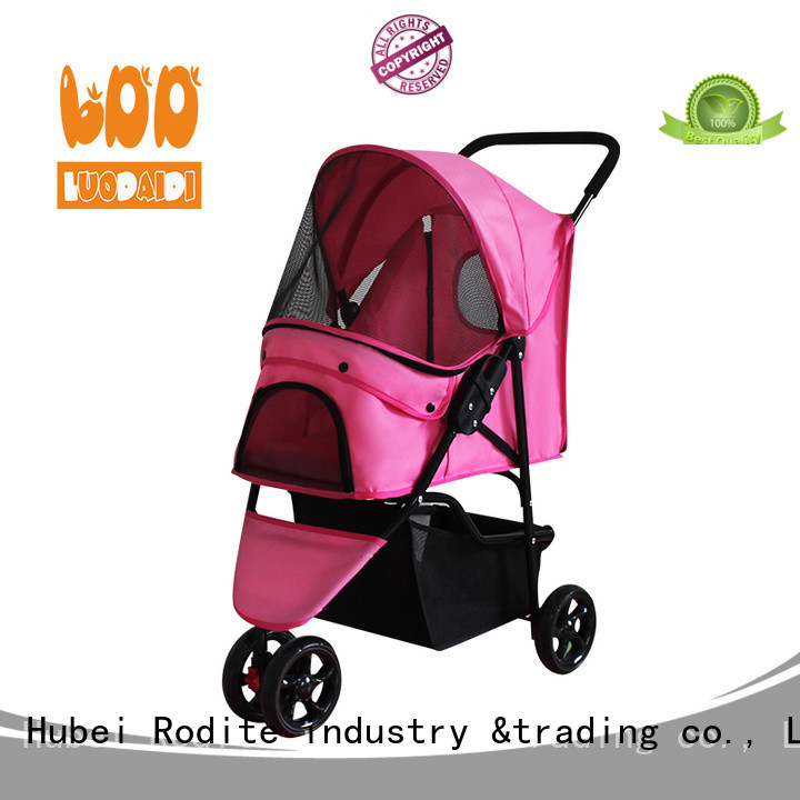 Rodite customized best pet stroller supplier for cats