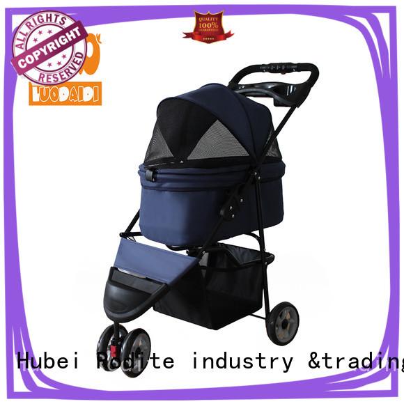 Rodite lightweight pet gear stroller low price for medium dogs