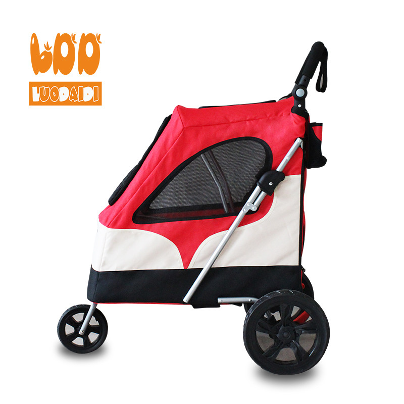 product-Rodite-3 in 1 big dog stroller wholesale dog trolley-img