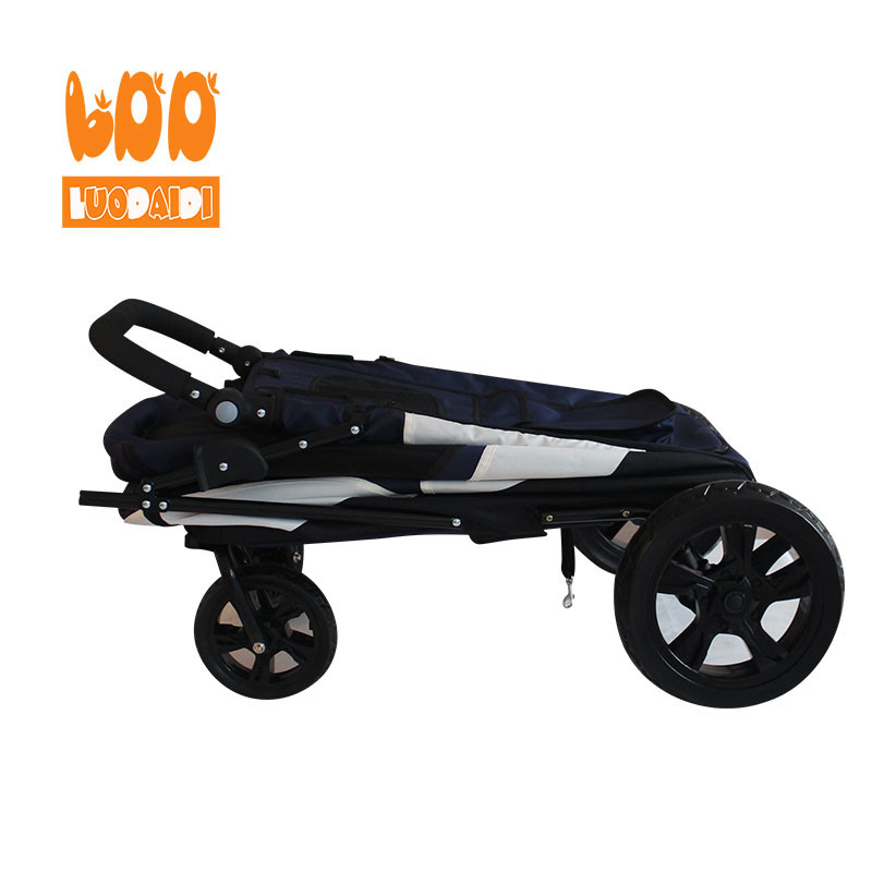 product-4 wheels dog stroller hot selling pet trolley-Rodite-img-1